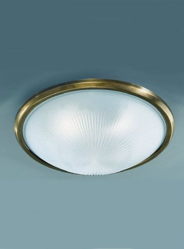Franklite CF5050 Bronze Flush Light